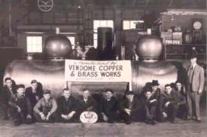Vendrome-Copper-Still