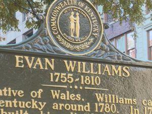 evan-williams-historical-marker